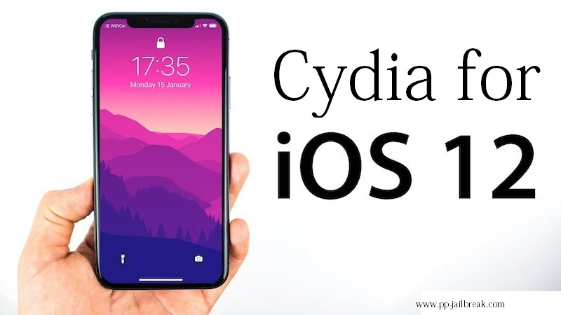 Cydia download for iOS 12 - Everything recent - PP Pangu